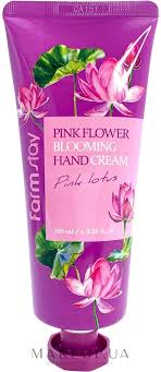 FarmStay <b>Pink</b> Flower Blooming Hand Cream <b>Pink</b> Lotus - <b>Крем для</b> ...