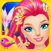 mermaid salon s makeup dressup and makeover games