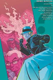 best images about renee montoya rene montoya