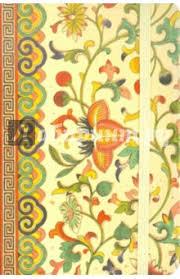 """<b>Записная книжка</b> ""Цветной орнамент"" А6, на <b>резинке</b> (48382 ..."