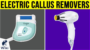 Top 10 <b>Electric Callus Removers</b> of 2019 | Video Review