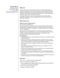 ebook pharmd resume mb pin retail pharmacist resume sample pharmacy resume