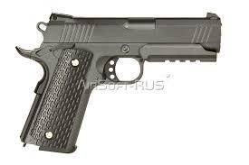 <b>Пистолет Galaxy</b> Colt 1911PD spring (G.25) - <b>страйкбольный</b> ...