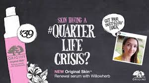 skin having a quarterlifecrisis introducing new original skin by skin having a quarterlifecrisis introducing new original skin by origins
