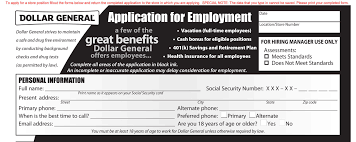 dollar general job application form pdf resume builder dollar general job application form pdf dollar general application dollar general online job gallery images and