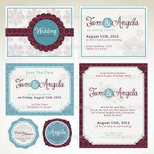 wedding invitation card templates stock vector copy variant  wedding invitation card templates stock vector 11986517