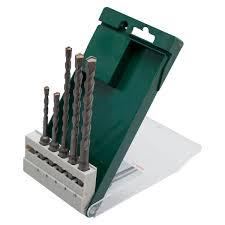 <b>Набор буров по бетону</b> SDS-plus 5 шт. Bosch 2609255541, 5-10 мм