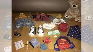 Build a <b>bear</b>. <b>Мишка</b>, одежда и его вещи. Оригинал купить в ...