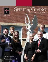 honor roll of donors by holy family university issuu spirit of giving fall 2013