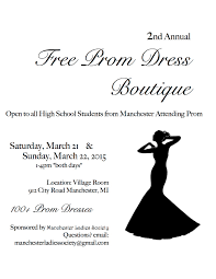 prom dress boutique to be open this saturday and sunday the 2015 prom dress boutiue flyer
