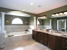awesome bathroom using white furniture ideas and lighting enchanting wooden vanity with double sinks elongated mirror completed fixtures furnished awesome bathroom lighting bathroom