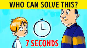 THE ULTIMATE <b>7 SECOND</b> RIDDLES CHALLENGE - YouTube
