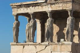porch of maidens jpg origins classical architecture