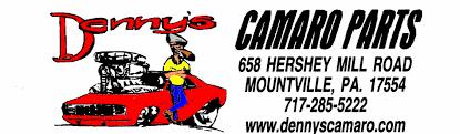 1967 Camaro Parts Denny39s Camaro Home Page 1967 Through 1981 Camaro Parts