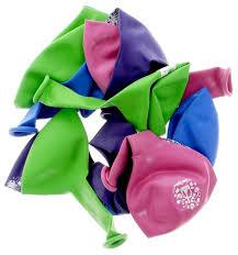 <b>Набор</b> воздушных шаров <b>Action</b>! С Днем Рождения! (10 шт ...