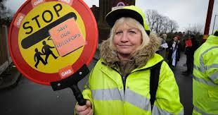 <b>Lollipop</b> men and <b>women</b> protest at proposed cuts - Birmingham Live