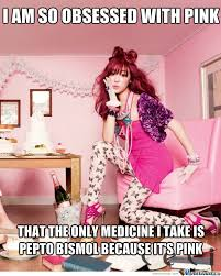 Tiffany And Pink by krystalicesulli - Meme Center via Relatably.com