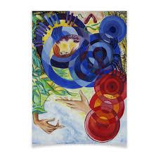 """Плакат A3(29.7x42) """"<b>Весна</b> притяжений"""" #2842460 от Юлия ..."""