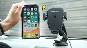 Best Fast Wireless <b>Car</b> Charger Review (<b>Mount</b> + Charge!) - YouTube