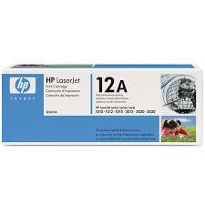 <b>Тонер</b>-<b>картридж HP Q2612A</b> 12A Black - купить, цена, отзывы ...