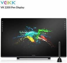 <b>VEIKK VK2200 21.5 Inch</b> Drawing Tablet Pen Display 8192 levels ...