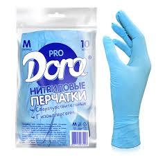 ООО «Малибри» - <b>Перчатки нитриловые Dora Pro</b> ...