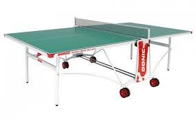 Всепогодный <b>Теннисный стол Donic Outdoor</b> Roller De Luxe ...