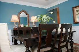 ideas blue dining tables