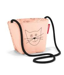 <b>Reisenthel Cats and Dogs</b> Mini Shoulder Bag in Pink | Cancer ...