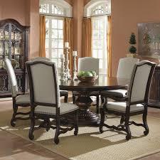 Black Formal Dining Room Set Dining Room Elegant Black Square Dining Table Slim Chairs Modern