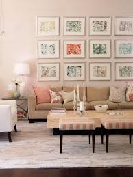 furniture living room wall:  flsra living room gallery wall sxjpgrendhgtvcom