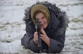 Террористы обстреляли Авдеевку: поврежден дом 81-летней женщины - Цензор.НЕТ 2336