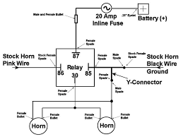 wiring diagram for a horn relay the wiring diagram 12v horn relay wiring diagram nilza wiring diagram