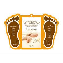 <b>Пилинг для ног</b> Foot peeling pack <b>MJ</b> Care