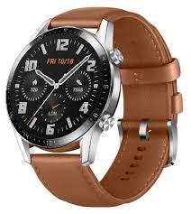<b>Умные часы HUAWEI</b> Watch GT 2 Classic 46мм — купить по ...