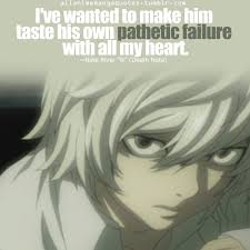 Near Death Note Quotes. QuotesGram