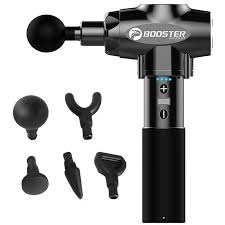 Booster E Portable <b>Muscle Massager</b> Deep <b>Muscle Massage</b> Gun ...