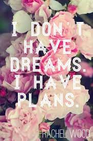 best quotes about goals quotes about success while i was trying to figure out what my goals were for this year next year and five years from now i realized i don t have dreams i have plans