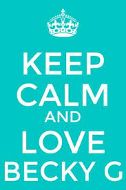 Keep Calm on Pinterest   Keep Calm Quotes, Becky G and Oreo