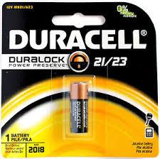 Duracell   MN21/23 - Batteries Dixon