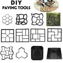 <b>diy plastic path</b> maker mold