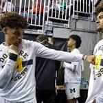 Jordan Poole loves the attention as much as his teammates love him