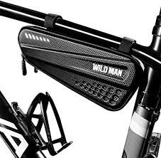 Epessa Bike Top Tube Bag, Hard Shell Waterproof ... - Amazon.com