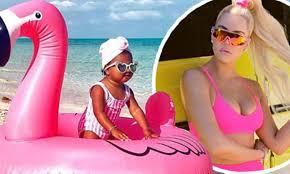 Khloe Kardashian posts <b>cute</b> snap of baby True in <b>heart</b>-<b>shaped</b> ...