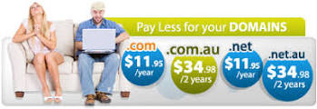 Domain Registration Australia | Cheap domain name registration ...