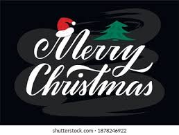 <b>Merry</b> Christmas <b>Words</b> Images, Stock Photos & Vectors | Shutterstock