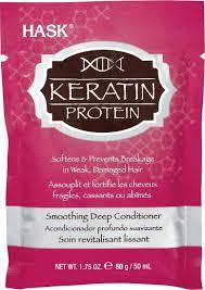 HASK <b>Маска для придания</b> гладкости волосам с протеином ...