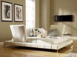 kyoto platform bed and japanese bedroom furniture asian modern furniture