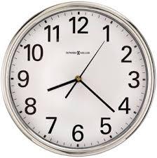 <b>Seiko QXA551W</b> - Стильные <b>настенные часы</b> в серебристом ...