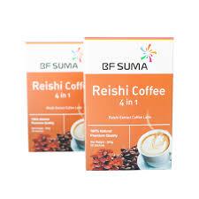 <b>4 in 1 Reishi</b> Coffee Enjoy Reishi, Enjoy Health